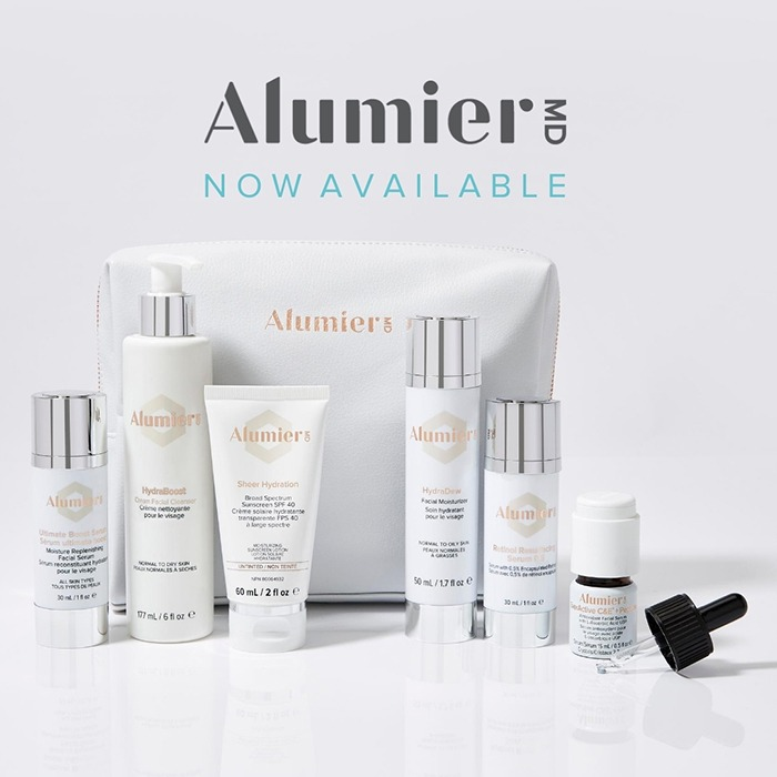 AlumierMD Now Available